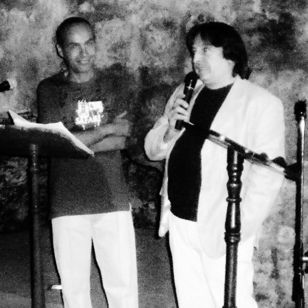 Carlo Alfano e Fortunato Calvino