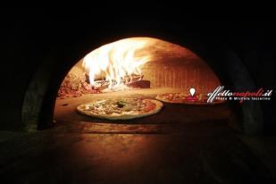 pizza al Napoli Pizza Village