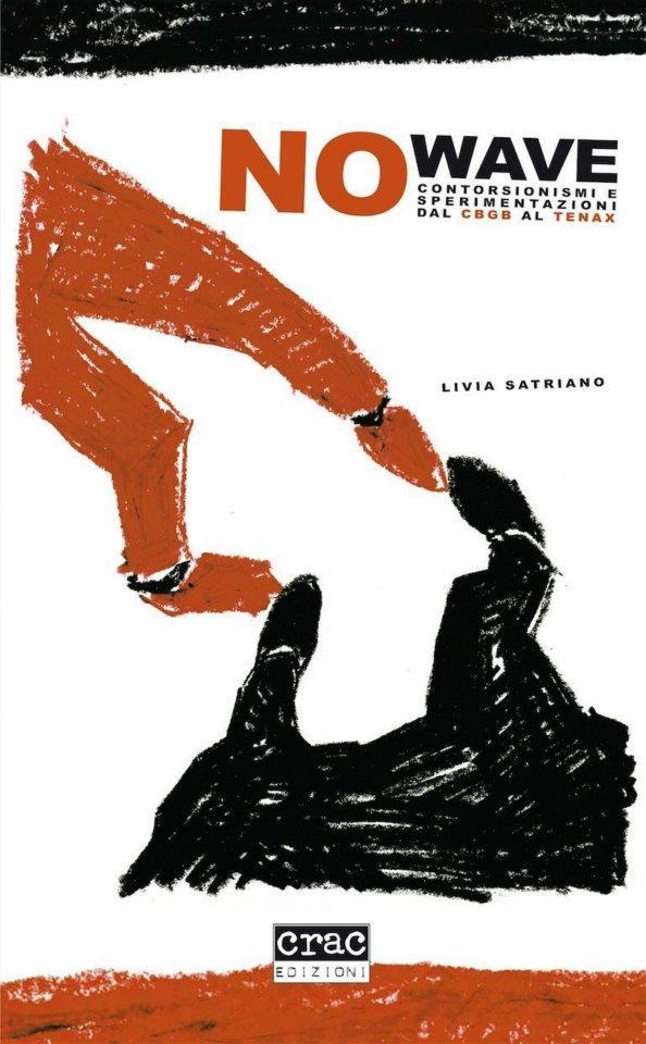 no wave cover libro