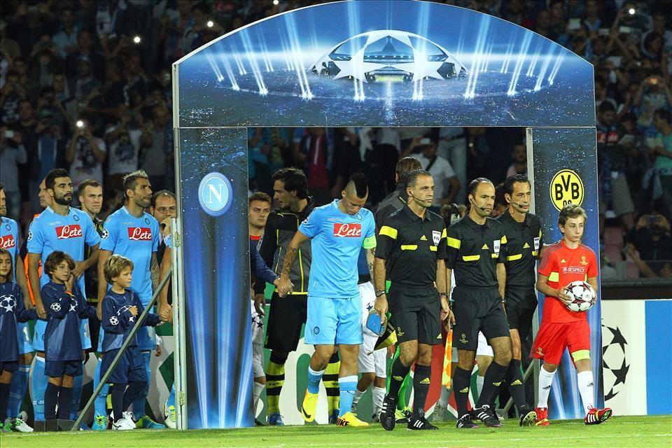 Napoli-Borussia