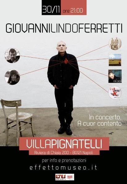 Giovanni Lindo Ferretti per Effetto Museo