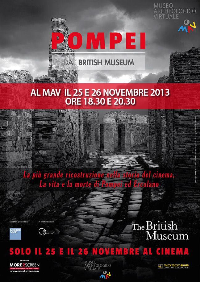 Pompei dal British Museum