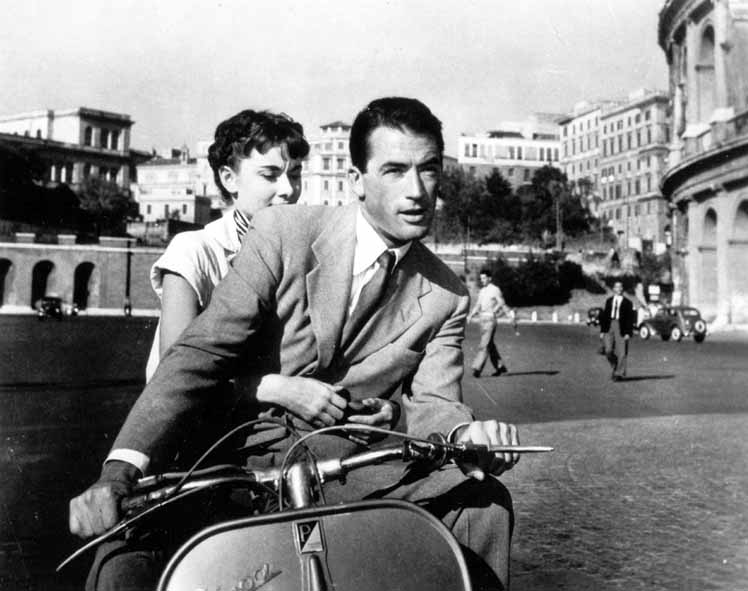 Roman Holiday- filmstill