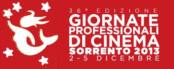 Giornate Professionali di Cinema 2013