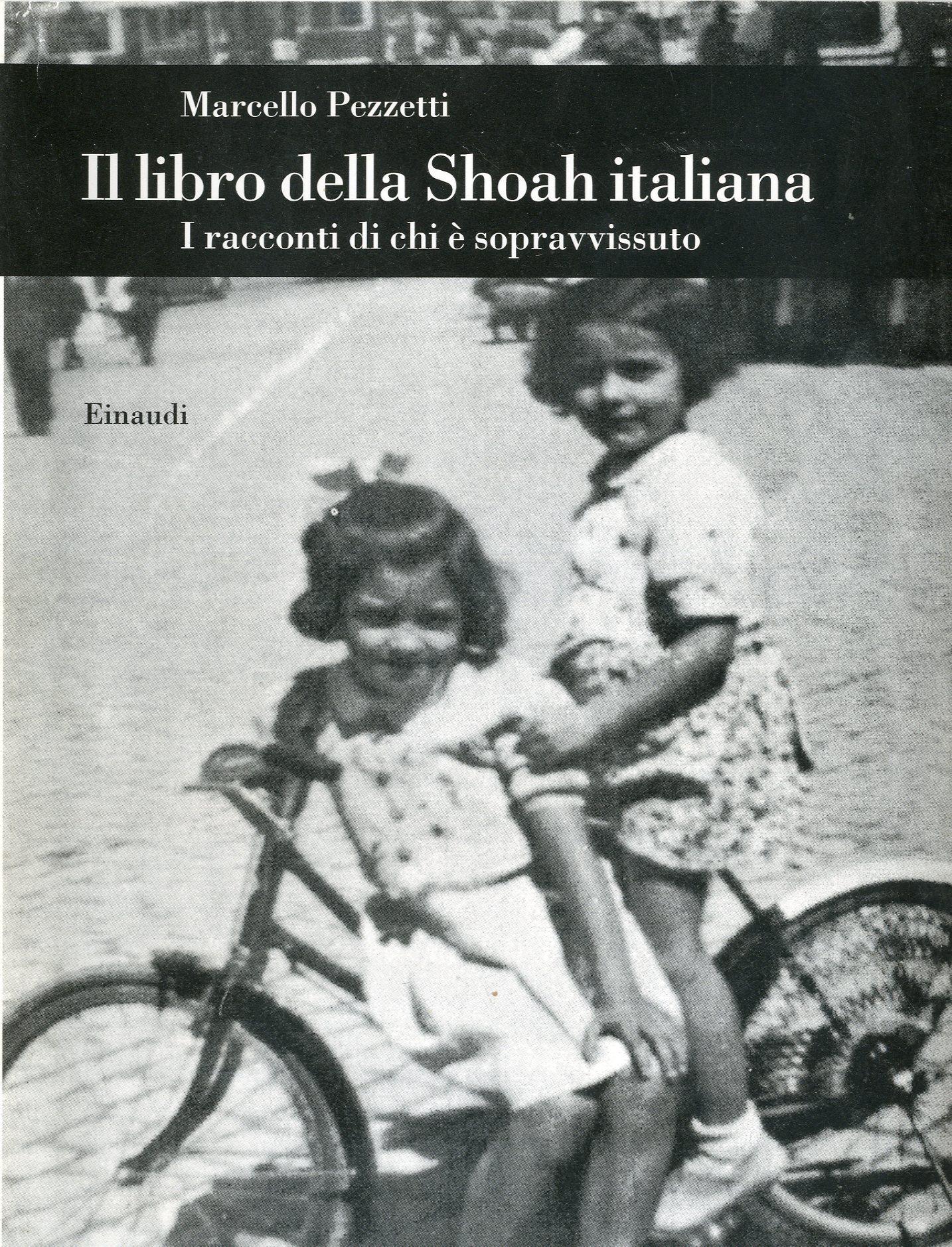 Libro della Shoah Italiana