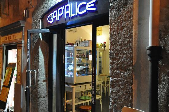 Cap'alice via Bausan Napoli