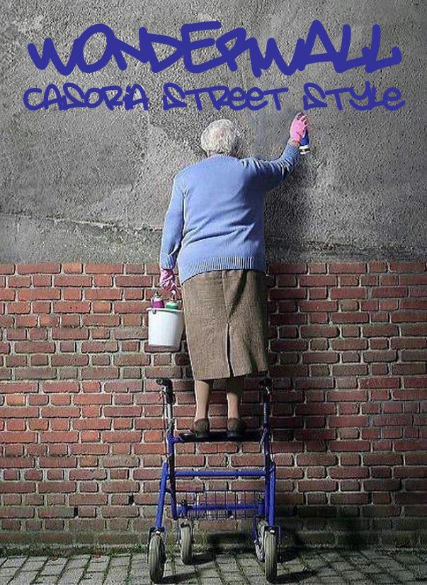 Wonderwall Casoria Street Style
