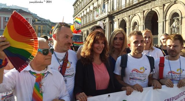 Gay Pride Napoli 2014