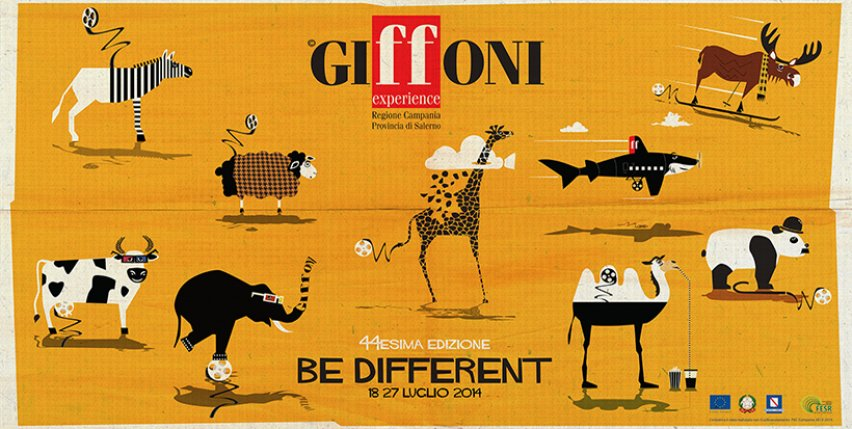 Giffoni Experience 2014