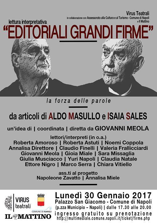 Editoriale Grandi Firme